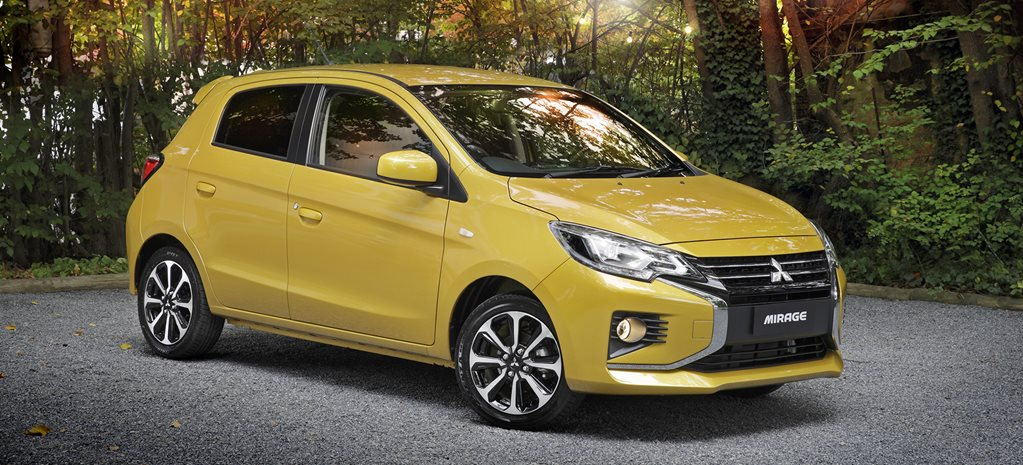 2020 Mitsubishi Mirage price