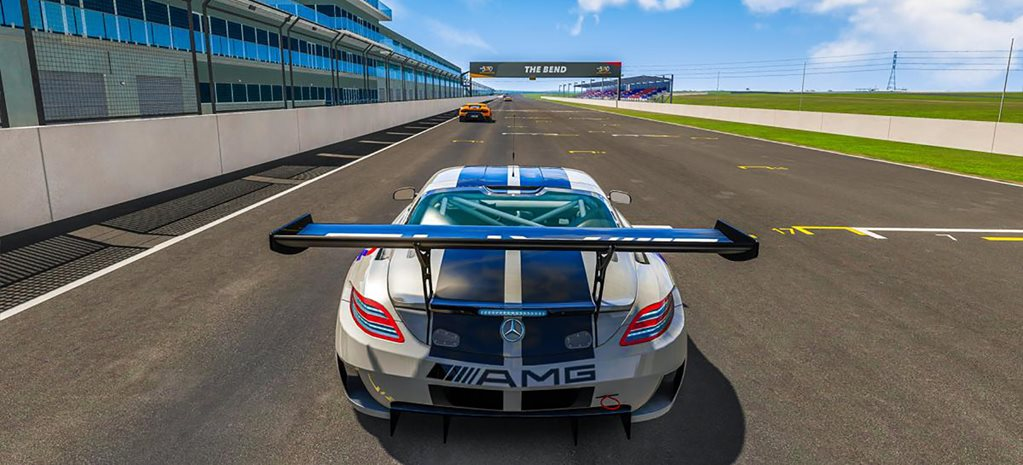 The Bend comes to Assetto Corsa as playable track