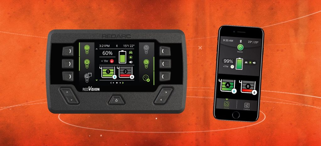 Redarc RedVision Total Vehicle Management System sponsored