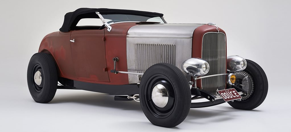 Chev 350-powered 1932 Ford roadster