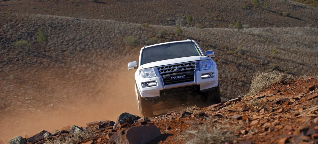 The future for the Mitsubishi Pajero