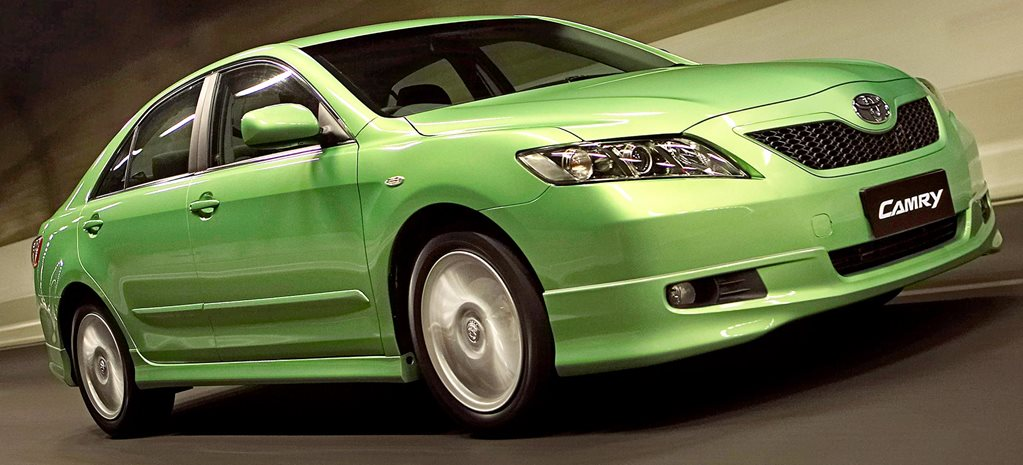 2006 Toyota Camry Sportivo review feature