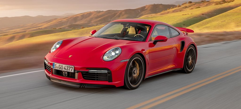 Porsche 992 911 Turbo S review feature