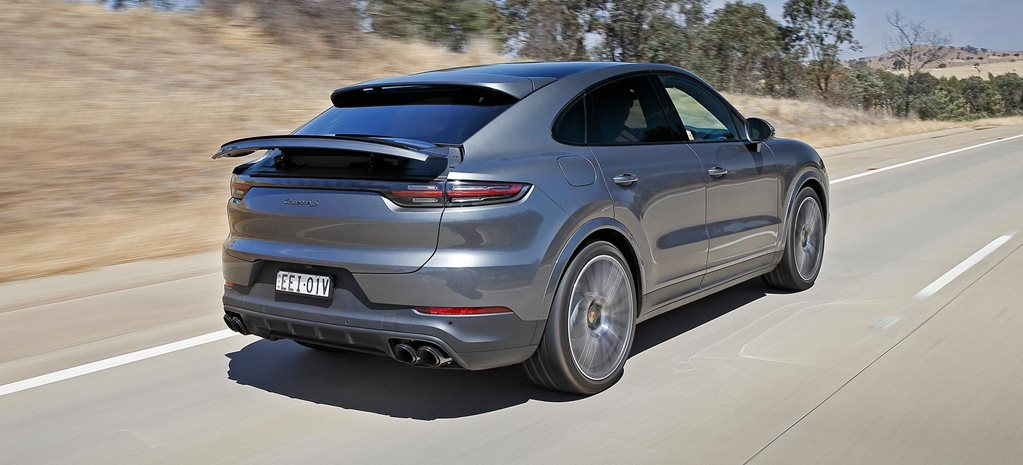 Porsche Cayenne S Coupe review feature