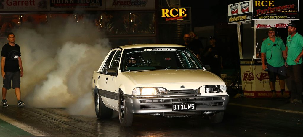 Seven-second 1700rwhp RB30-powered Holden VL Commodore streeter