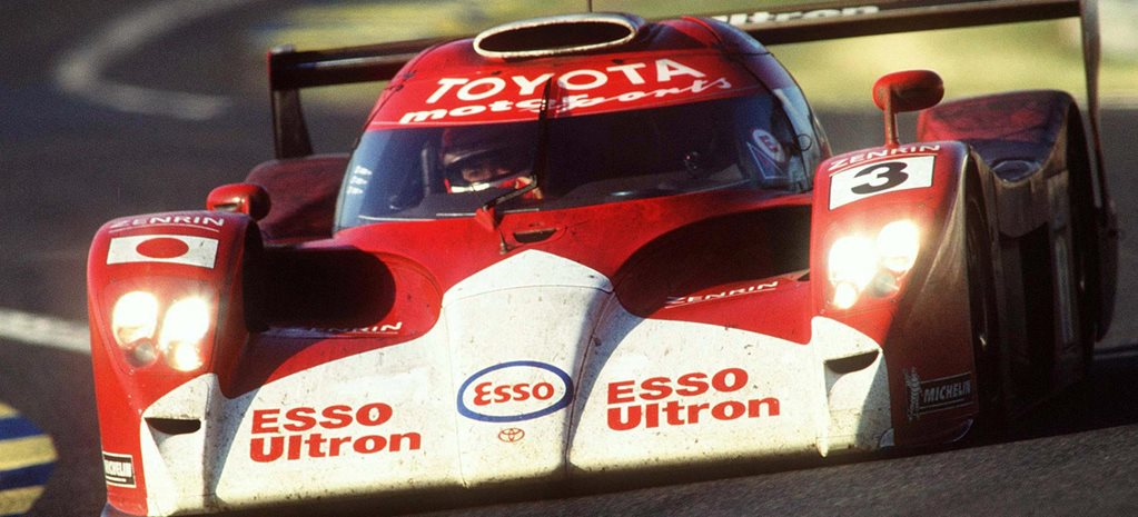 Best Toyota race cars history feature