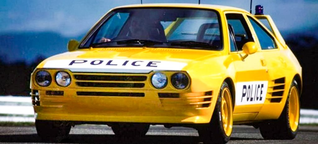 World's coolest cop cars