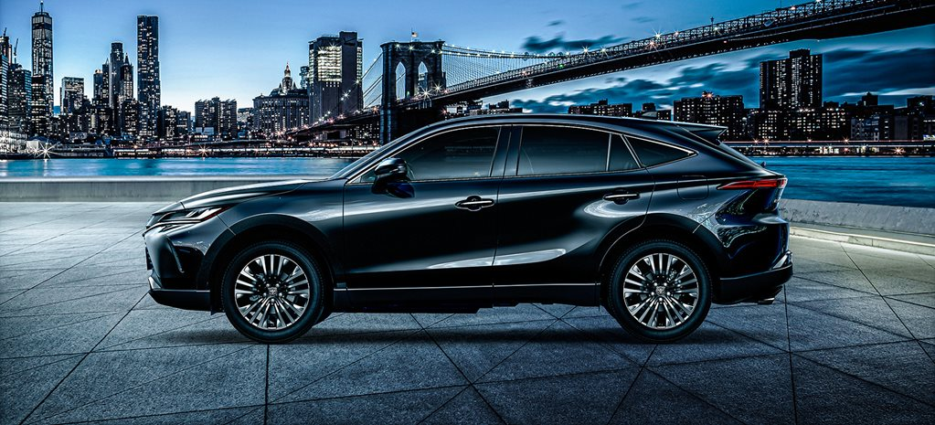 2020 Toyota Harrier