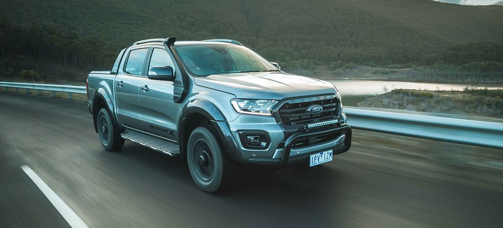 Ford Performance ups the Ranger's ante