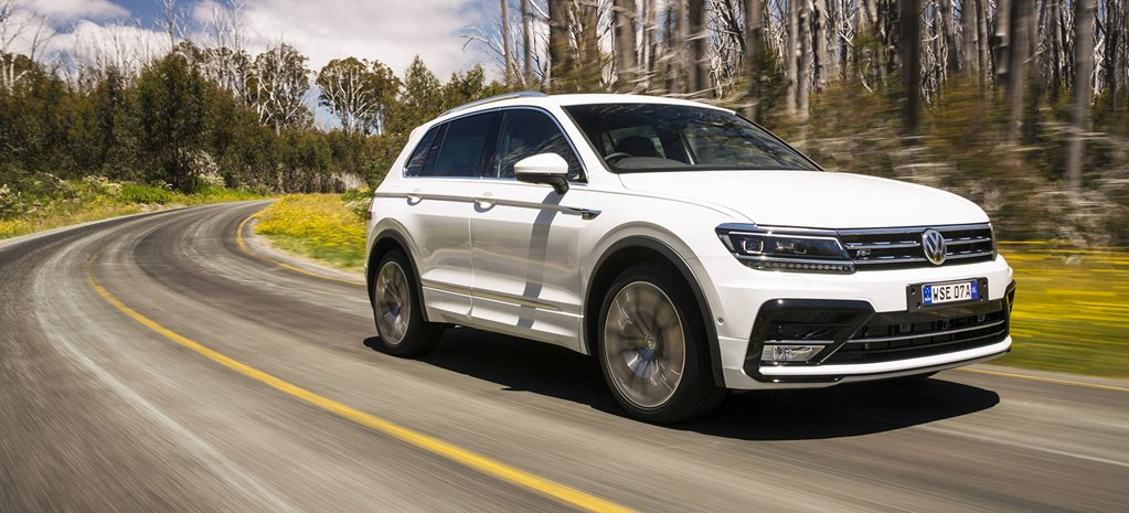 Volkswagen Tiguan 2020 Review, Price and Features