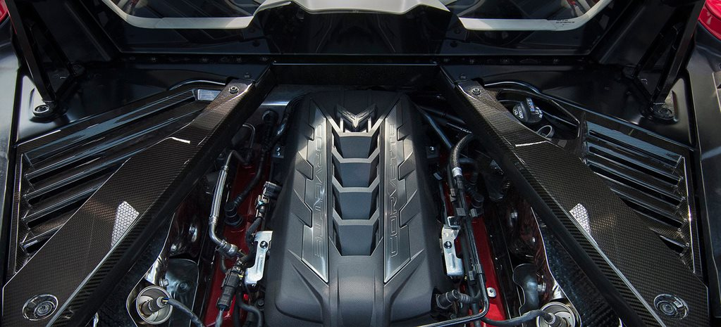 GM is working on a 9000rpm naturally aspirated V8