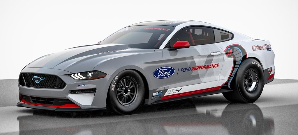 Electric Ford Mustang Cobra Jet prototype revealed news