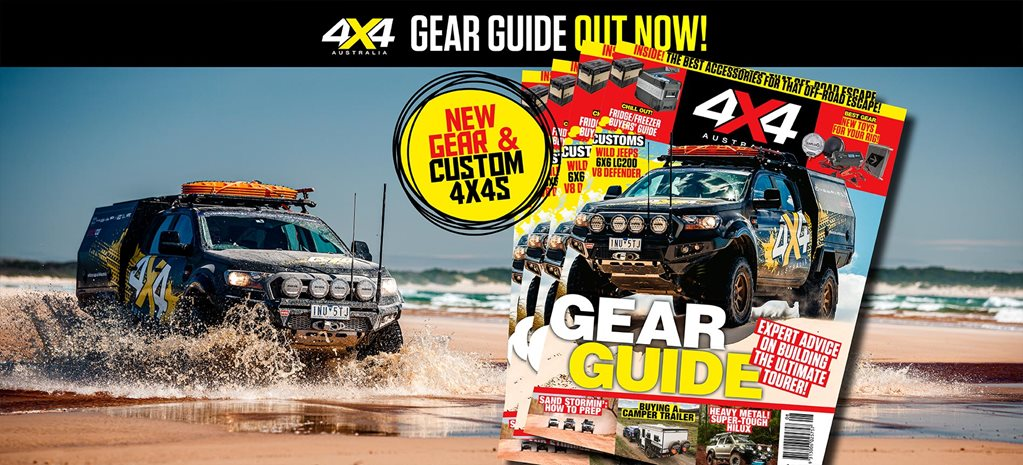 4X4 Australia Gear Guide 2020 preview feature