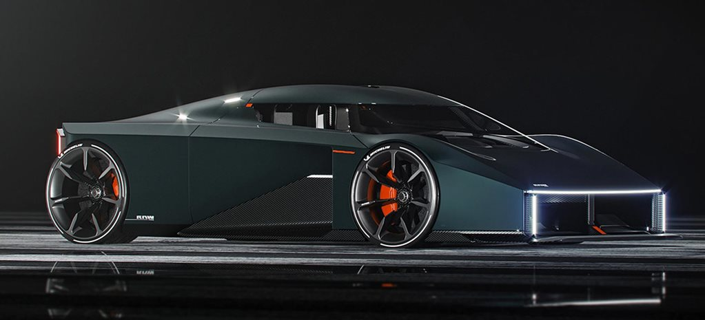Raw by Koenigsegg concept revealed news