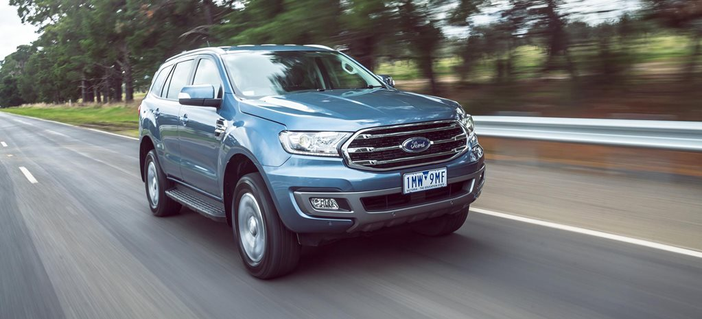 Ford Everest 2020 Review Price Features