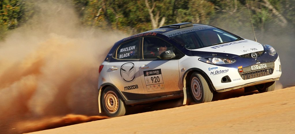2012 Mazda 2 rally car review feature