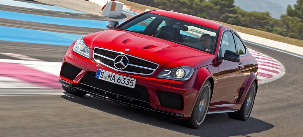 2012 Mercedes-Benz C63 AMG Black Series review feature