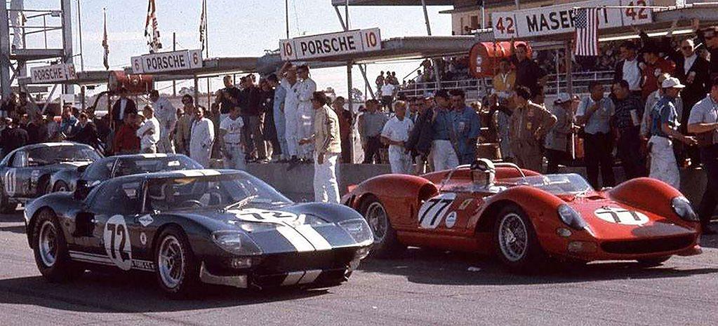 Ford Vs Ferrari 2019 Ripper Car Movies