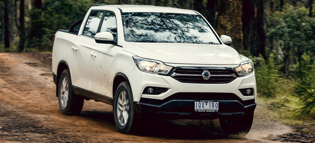 SsangYong Musso EX review feature