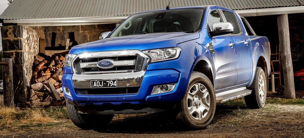 VFACTS April 2020 4x4 ute sales numbers news