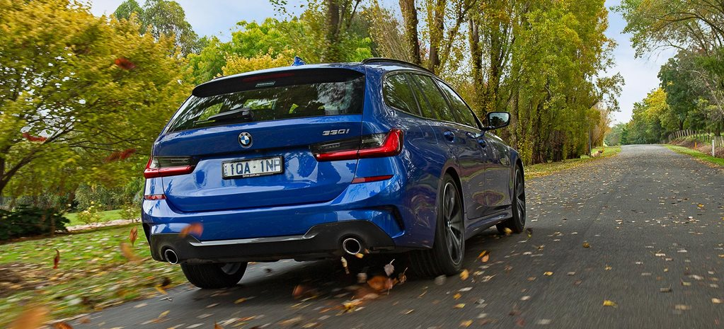 BMW 330i Touring review feature