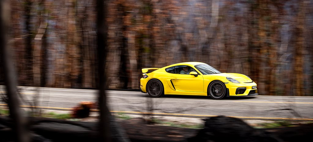 How Porsche's Cayman GT4 shot for the moon but missed