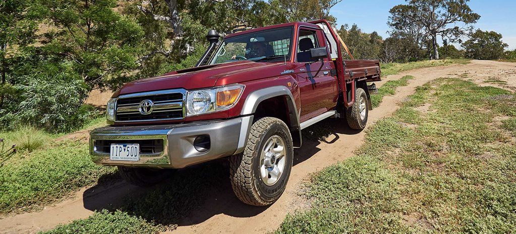 Toyota LandCruiser recalled due to fire risk