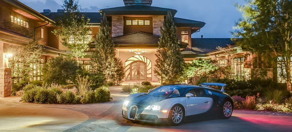$20 million Colorado mansion 100-car garage