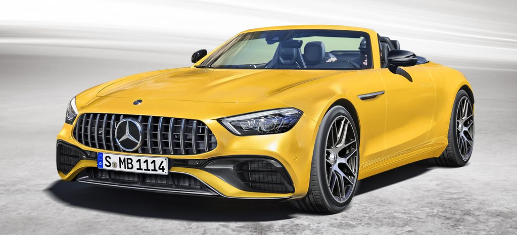 Mercedes-AMG is developing a 600kW convertible
