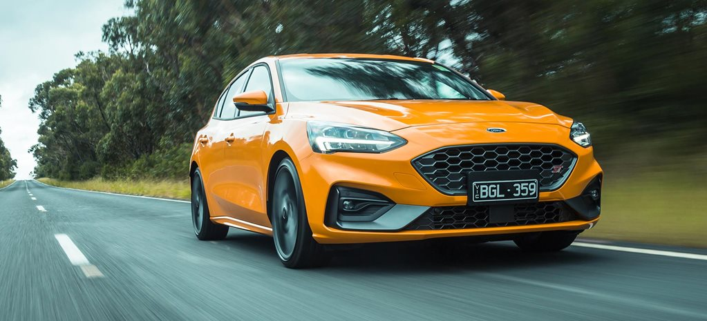2020 Ford Focus ST