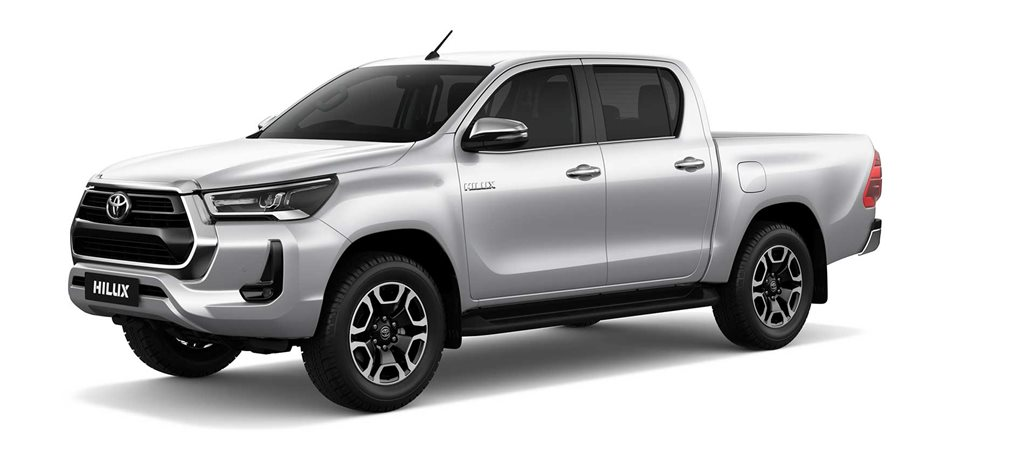 New-look 2020 Toyota Hilux revealed