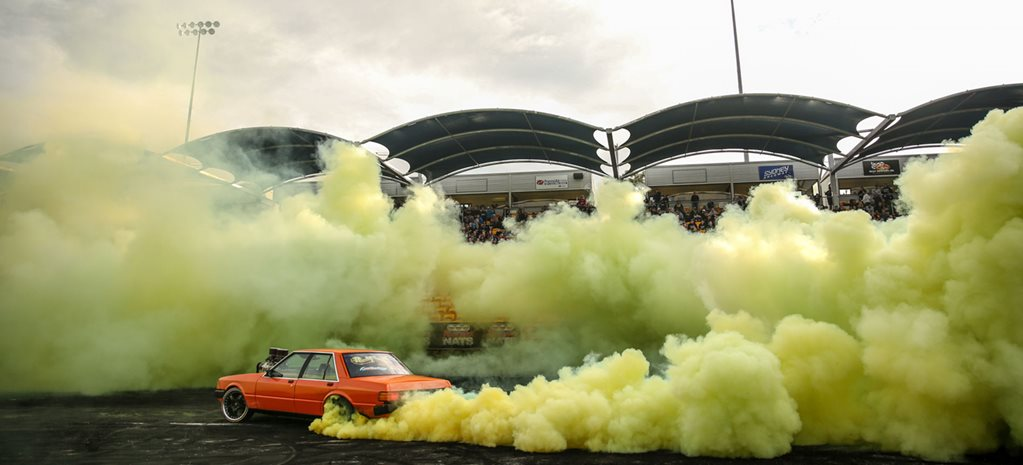 Burnout Masters hits Sydney Dragway this July