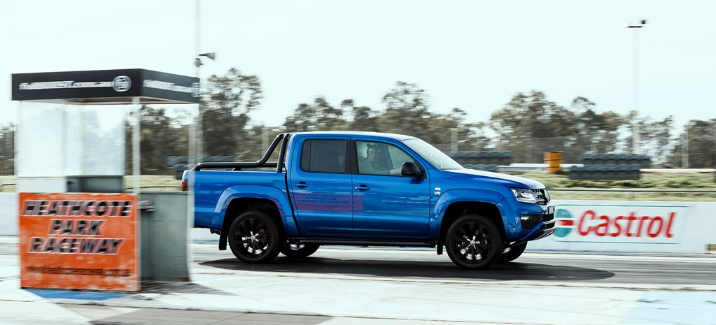 Just how fast is Volkswagen's quickest dual-cab?