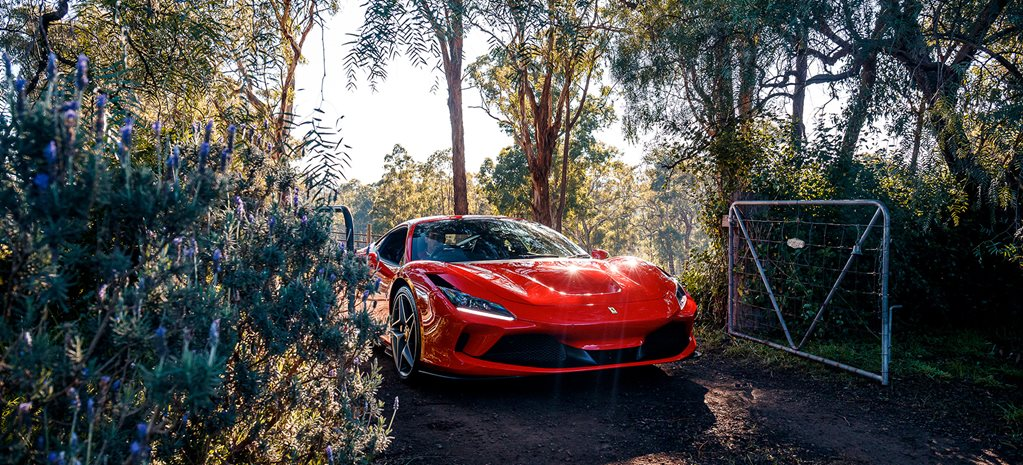 We surprise a reader with a Ferrari F8 Tributo