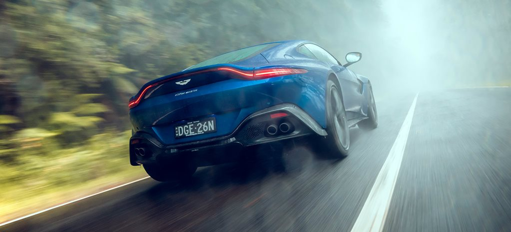 Aston Martin Vantage 2020 review: First Australian drive