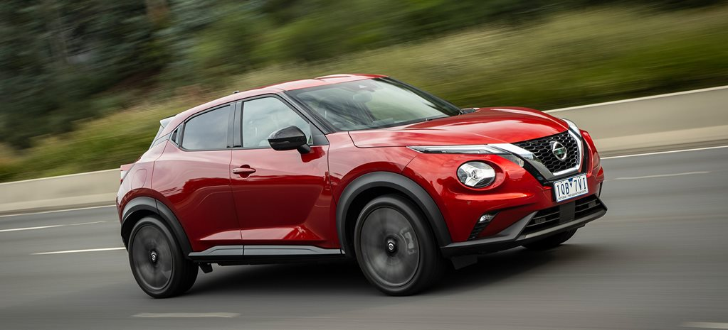 The new Nissan Juke proves that 2020 isn't a total bust