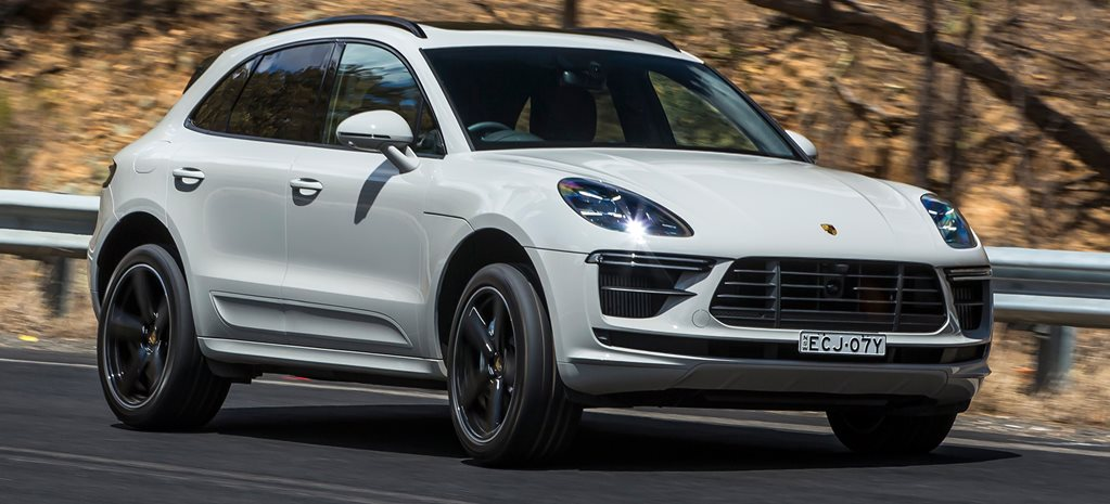 The Porsche Macan Turbo isn't your average SUV