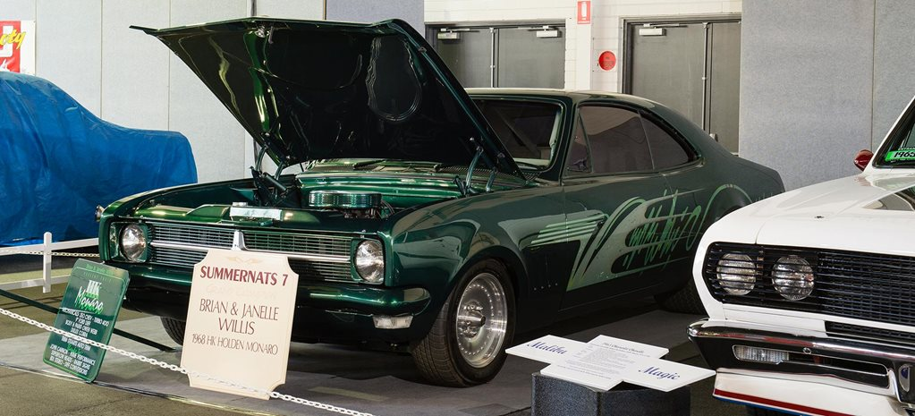 Seven iconic street machines from Summernats 2014 - flashback