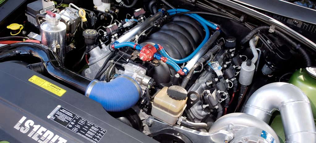 Forced induction on LSX-series engines