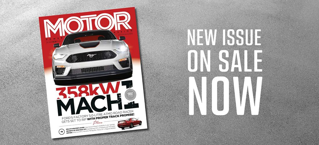 Mustang Mach 1 and more in the July issue of MOTOR!