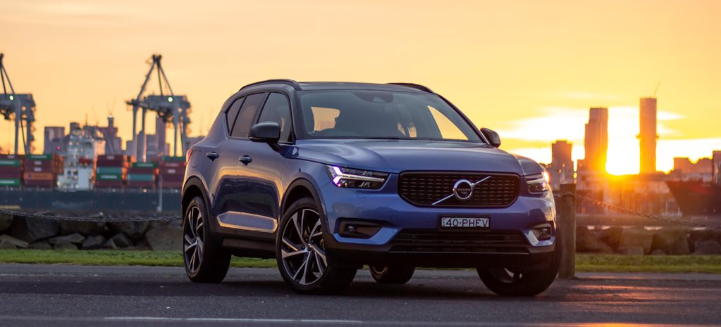 2020 Volvo XC40 Recharge review