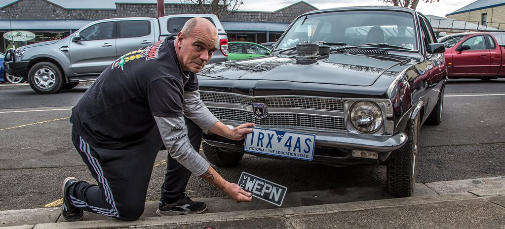 VCAT rejects application to overturn VicRoads 'WEPN' plate ban