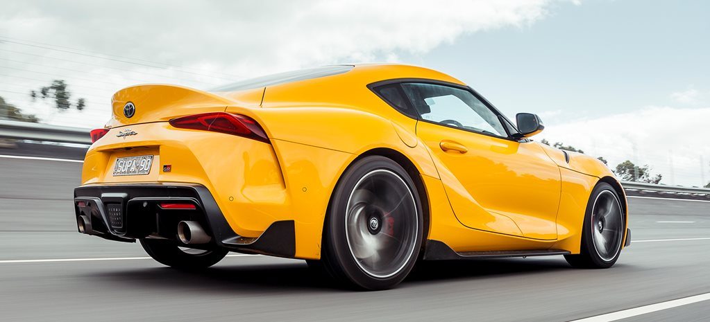 Toyota Supra could bow out with 382kW M-powered special