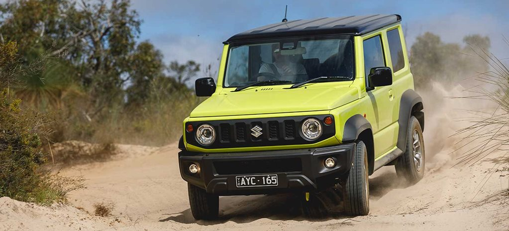 Suzuki Jimny axed in Europe over emissions