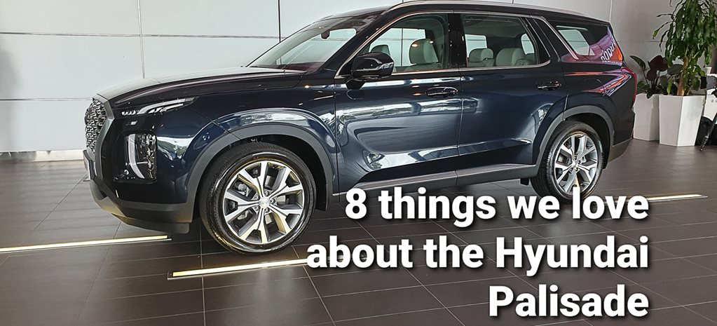 Eight things we love already about the Hyundai Palisade