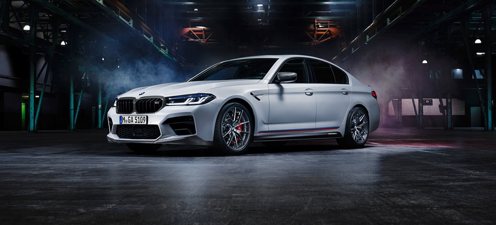 BMW M Performance bits toughen up the facelifted M5 and 5 Series