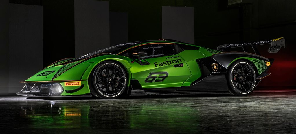 Lamborghini Essenza SCV12 revealed
