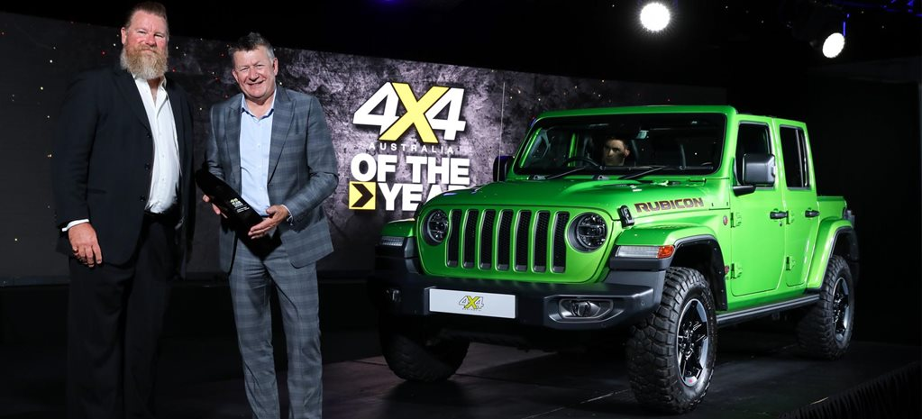 Jeep managing director Kevin Flynn