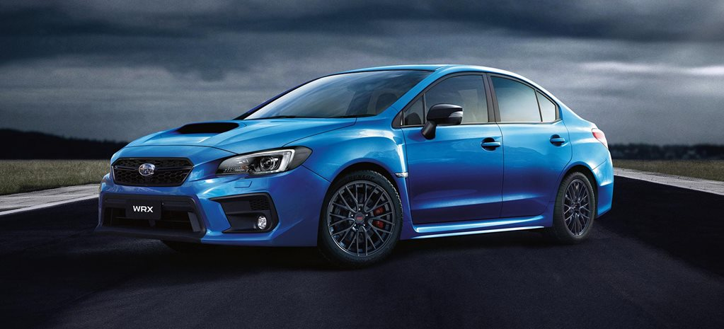 Subaru WRX Club Spec