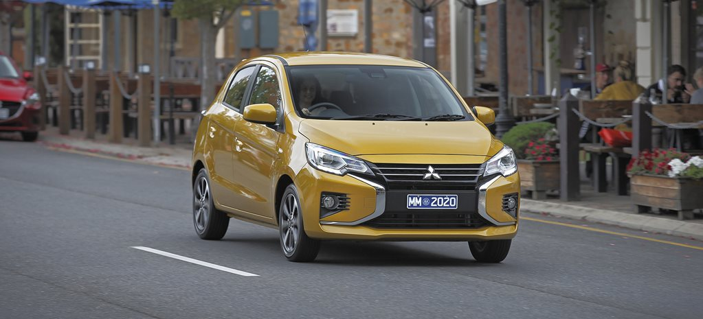 Mitsubishi Mirage 2020 Review Price Features